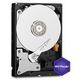 WD Purple 2TB [WD20PURX] - Hdd Internal Sata 3.5 Inch